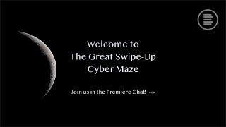 Belle Chen - The Great Swipe-Up Cyber Maze - Listening/Meeting Lounge