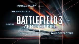 Battlefield 3 Premium Edition - Bejelentés