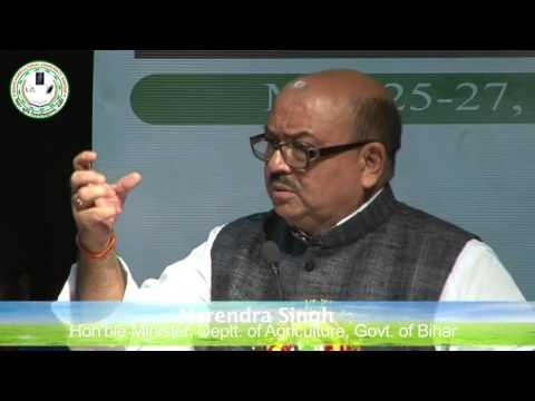 National Seminar on Climate Change (Hon'ble Agriculture Minister Naredra Singh Speech)