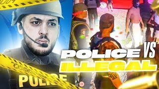 Quand l'illégal et la Police s'affrontent, la plus grosse traque de l'histoire ! (Episode 31)