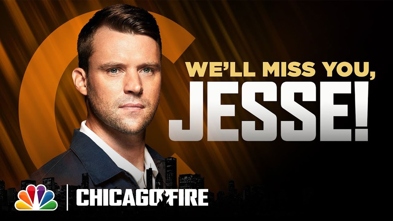 Download Firehouse 51 Says Goodbye to Jesse Spencer | Chicago Fire