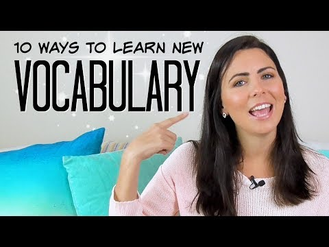10 Tips To Build Your Vocabulary | Learn More English Words