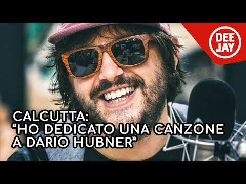 "Calcutta a Radio Deejay: ""Ho dedicato una canzone a Dario Hubner"""