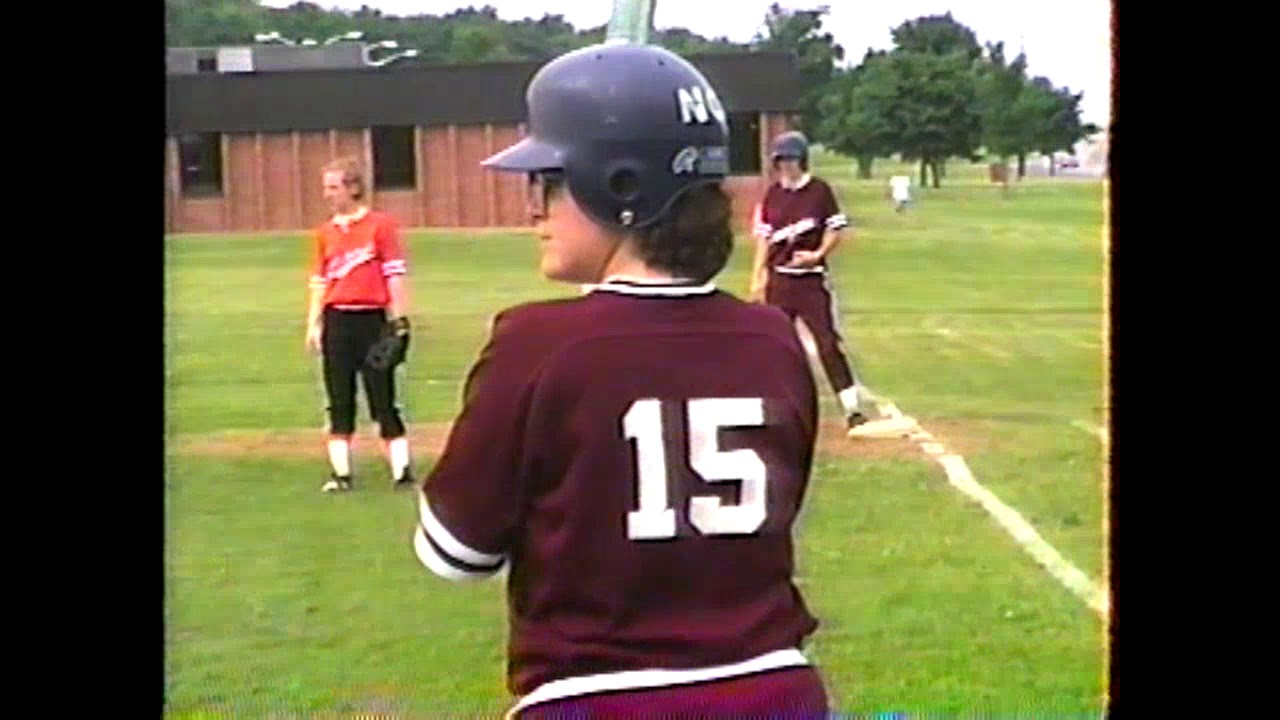 NCCS - Plattsburgh Softball  5-30-91