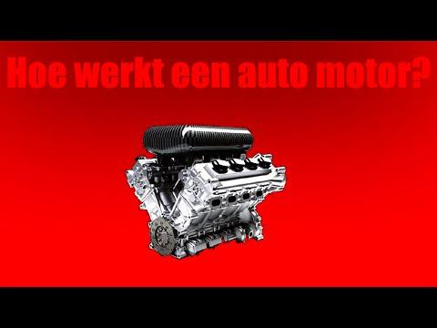 HOE Werkt Een AUTO MOTOR? - UITLEG