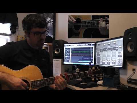 Tori Kelly  Dear No One Instrumental   Brian Walton guitar
