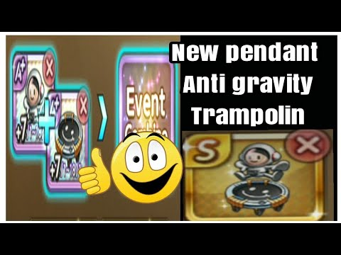 NEW pendant anti gravity trampolin,LETS GETRICH