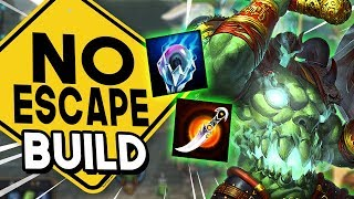 Smite: Xing Tian NO ESCAPE BUILD - THE LATAM SURPRISE!