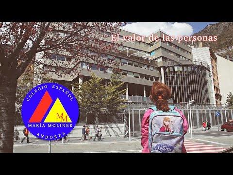 Colegio Español María Moliner / Educación en Andorra