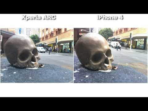 Xperia ARC Vs iPhone 4 - Snapshot shootout - Mobile Photography