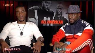 Daniel Ezra & Taye Diggs are