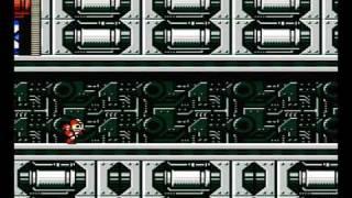 NES Longplay - Megaman 6 -all items