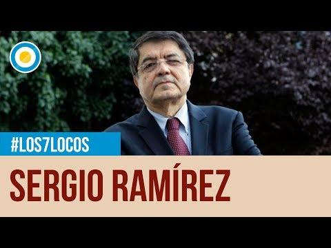 Los 7 locos - Sergio Ramirez - 21-11-15 (1 de 2)