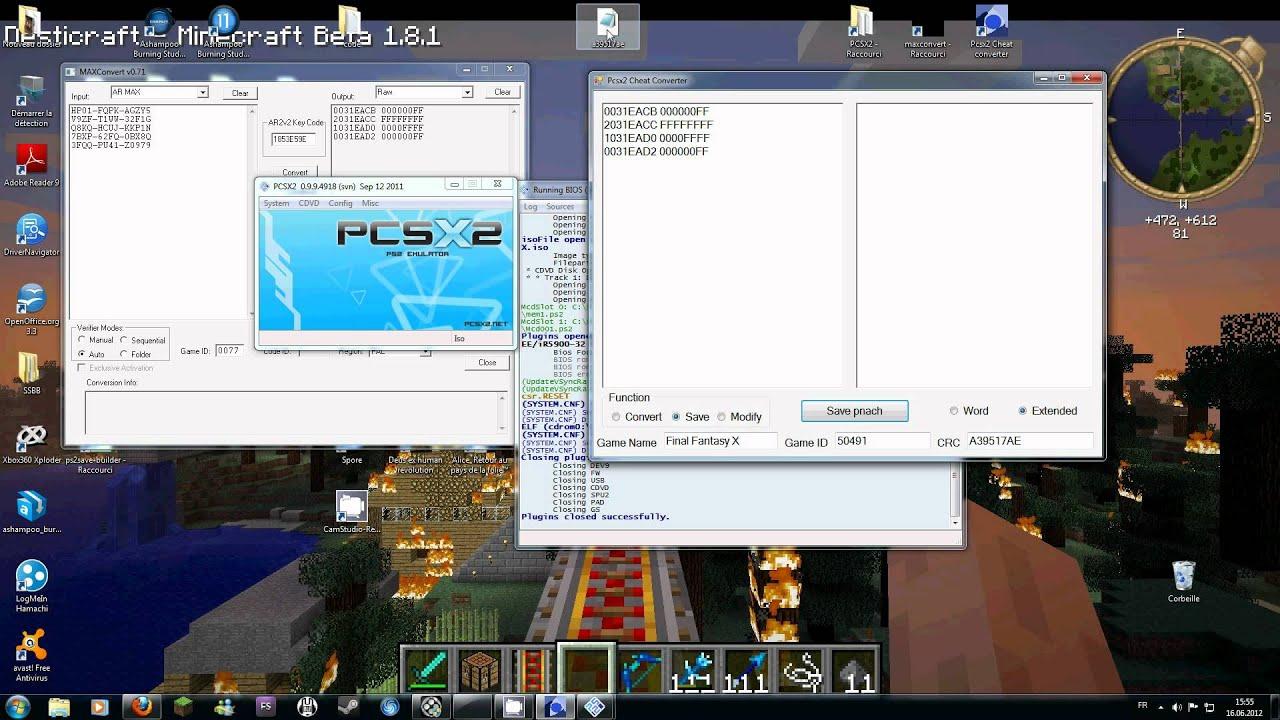 Tuto Cheat Code Final Fantasy X Pc Franais YouTube