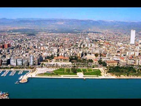 Honer Nazhat, Movie, Car Tour, (Part 2-6), Mersin - Turkey, 2-6 Apr 2017