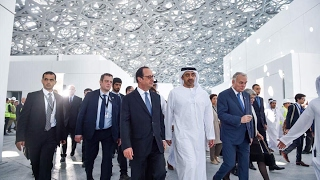 أخبار عربية وعالمية - باريس: إطلاق #تحالف_دولي لإنقاذ #التراث المهدد بالإرهاب والحروب
