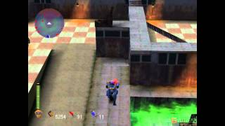Future Cop: LAPD - Gameplay PSX / PS1 / PS One / HD 720P (Epsxe)