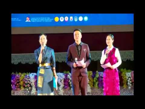 The Fifth World Youth Buddhist Symposium-Opening Ceremony & Feature of Theravada Buddhism