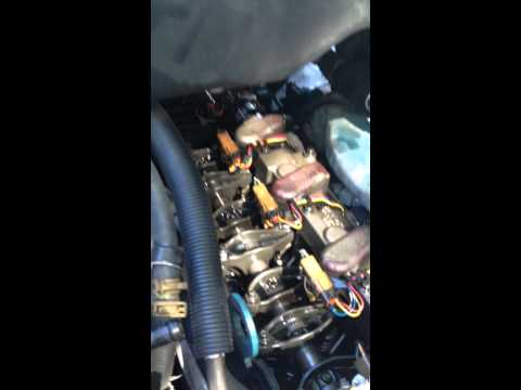 How to change Out Fan Clutch International DT466E Or DT466 Without