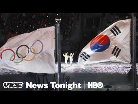 North Korea's Olympians & MGMT's Comeback Album: VICE News Tonight Full Episode (HBO)
