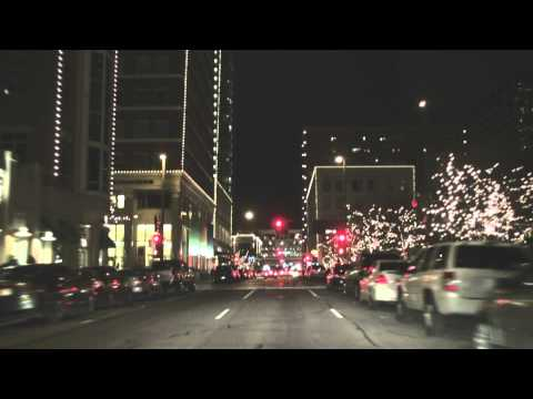 Downtown Fort Worth, TX At Night