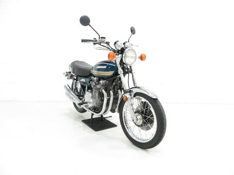 The King of Kings, a Kawasaki Z1B in show condition - SOLD!