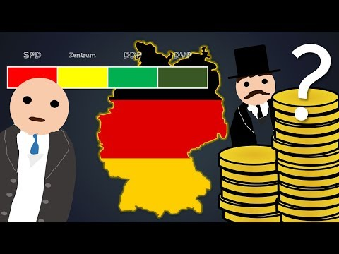 Why was the Weimar Period of 1924 - 1928 a Golden Age?