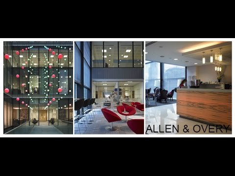 Follow Me Around Allen and Overy Law Firm!