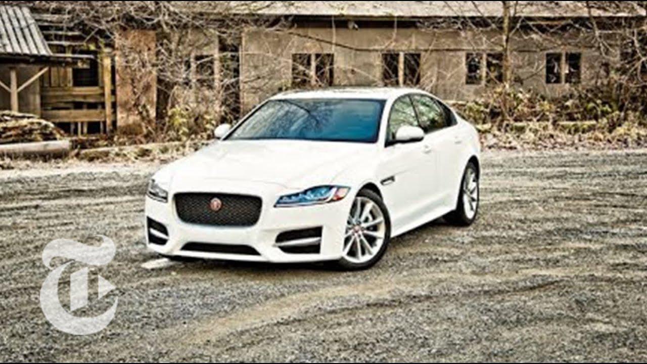 Jaguar xf r sport 2016