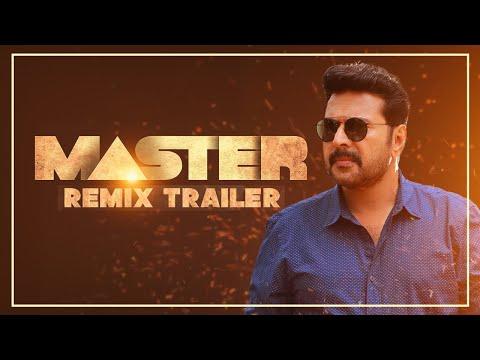 Master Trailer Remix | Ft. Megastar Mammootty | Masterpiece | Ajai Vasudev | Linto Kurian
