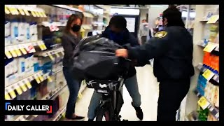 Watch Footage Of Casual Shoplifting Running Rampant In San Francisco