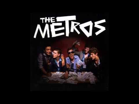 The Metros - Sarah Kane