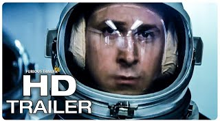 FIRST MAN Official Trailer (NEW 2018) Ryan Gosling, Claire Foy Movie HD