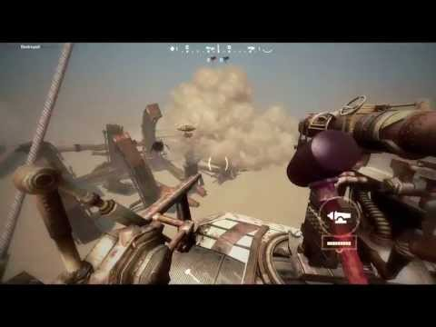 Guns of Icarus Online: THE CREW OF SKYCAPTAIN MAXIMILIAN VALENTINE FLIES AGAIN!