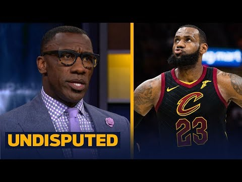 Shannon Sharpe on why the Cavs' No. 8 draft pick isn't enough to keep LeBron | NBA | UNDISPUTED