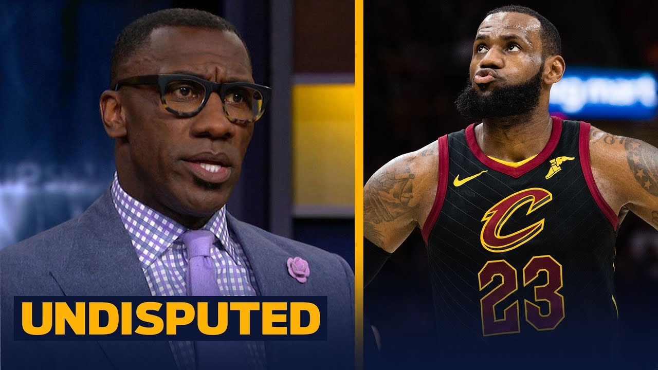 shannon-sharpe-on-why-the-cavs-no-8-draft-pick-isn-t-enough-to-keep-lebron-nba-undisputed