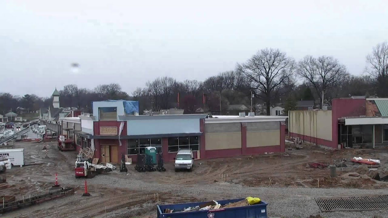 time lapse of a cvs being built youtube