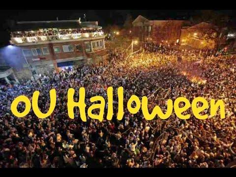 Ohio University Halloween 2016