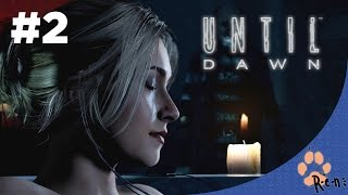 Until Dawn (PS4) CZ Let's Play #2 /R-e-n/ (Bylo nás pět... teda osm)