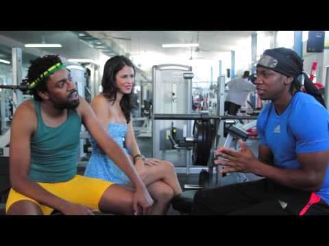 Kagiso's Island of Treasure - Episode 07 - Yohan Blake
