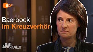 Die Skandale der Annalena Baerbock