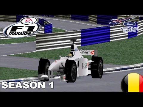 F1 Manager - Stewart GP - Season 1 -Belgian GP