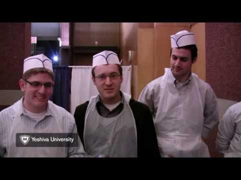 Yeshiva University Cholent Cook-off