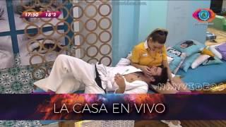 Gh 2016 09 08 Pato Y Yasmila Antes De La Prueba Semanal Gran Hermano 2016