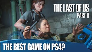The Last Of Us Part II New Gameplay - Is This The Best Game On PS4?