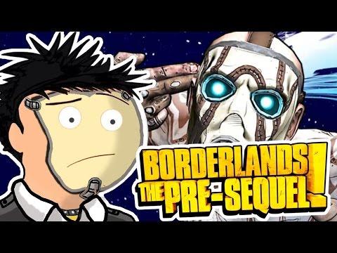Borderlands: The Pre-Sequel! - Прохождение на русском