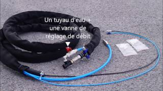 C2m-negoce.com Faisceau Hydrogommage Automatique
