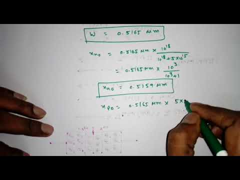 Electronic Devices Lecture-32: Questions and Solutions on the PN-Junction