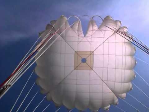 Прыжки 01.09.13 part 1 with Banzai Parachute Club