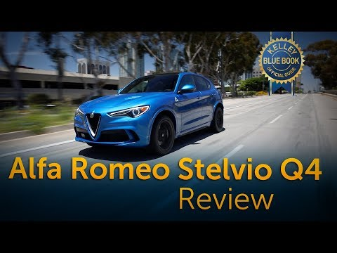 2018 Alfa Romeo Stelvio Q4 - Review & Road Test